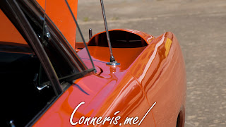 1970 Plymouth Superbird 440 Front Fender Vent