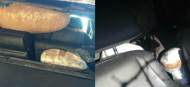 Θεσπρωτία: Συνελήφθησαν 3 άτομα με 206 κιλά κάνναβης (+ΦΩΤΟ)