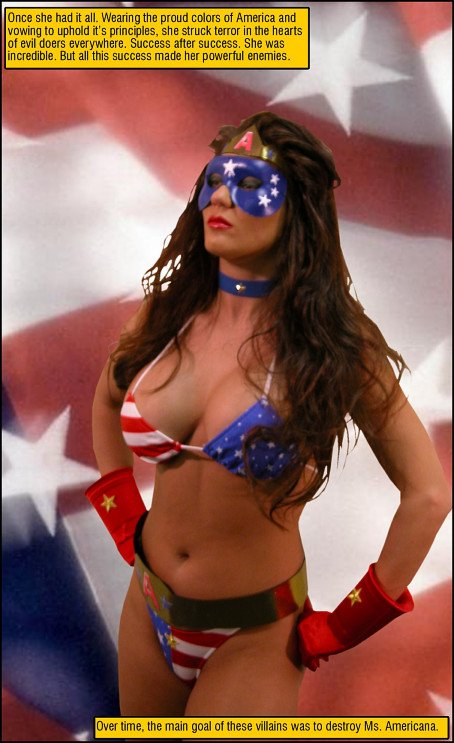 Ms americana vs spunk