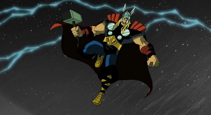 Kekuatan Palu Thor Marvel Avenger bisa terbang