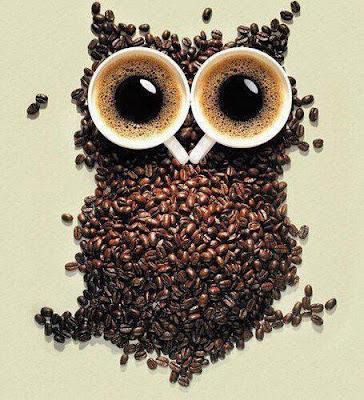 Ingenioso anuncio de café.