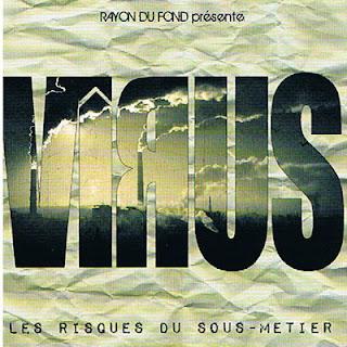 Vîrus - Les Risques Du Sous-Métier (2009) [FLAC+320]
