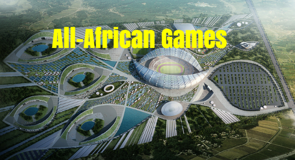 All African Games, Medals, Table, Count, dates, Venues, history.