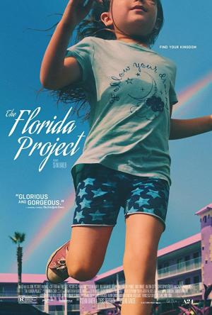 The Florida Project (HD 720p, HD 1080p y Español- Inglés, 2017) poster box code