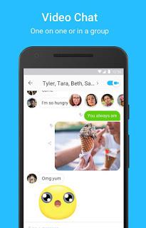 تحميل برنامج كيك للمحادثات Kik Messenger APK App آخر اصدار للأندرويد