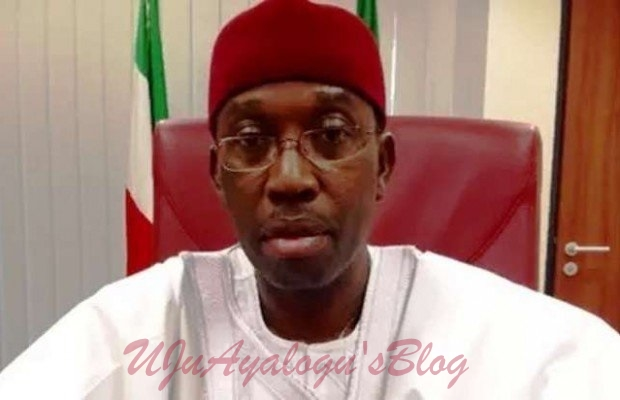 Okowa leaves Nigeria, Otuaro to act as Governor