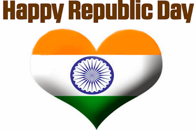 68 Republic Day Indian Flag GIF