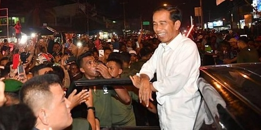 Amien Rais Serukan People Power, Jokowi: Jangan Takut-takuti Rakyat!