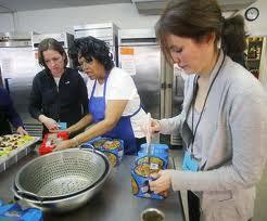 Morristown Soup Kitchen Volunteer
