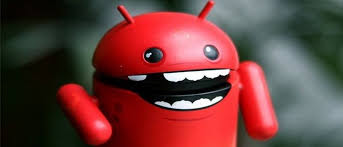 imagens de vírus no celular
