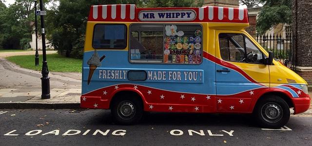 Mr. Whippy Van
