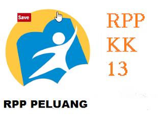 RPP peluang kelas 8 semester 2 kurikulum 2013