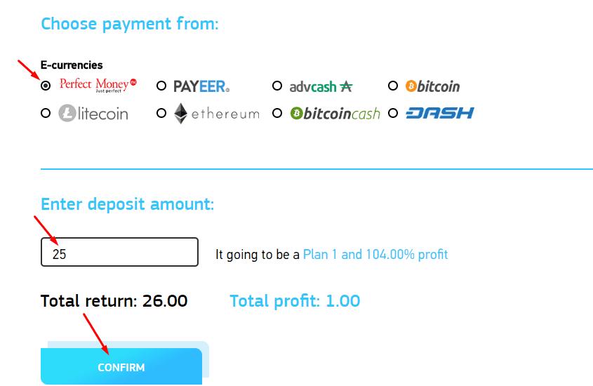 Регистрация в CryptoAnt 4