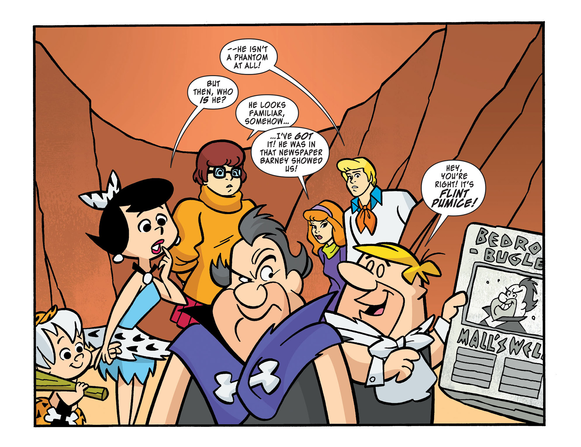 Read online Scooby-Doo! Team-Up comic -  Issue #14 - 10