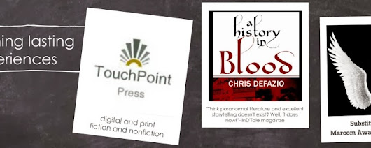 "SeanPaulMurphyVille: TouchPoint Press to publish ""The Promise, or the Pros and Cons of Talking with God"""