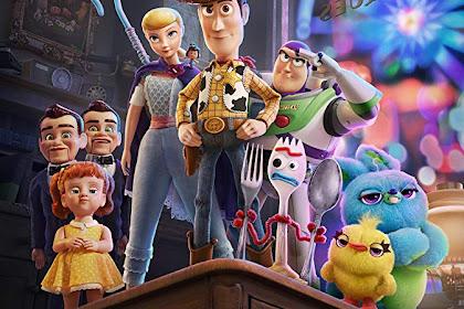 Sinopsis, Informasi film Toy Story 4 (2019)