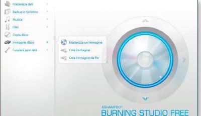 masterizzazione iso windows 10 su dvd con ashampoo