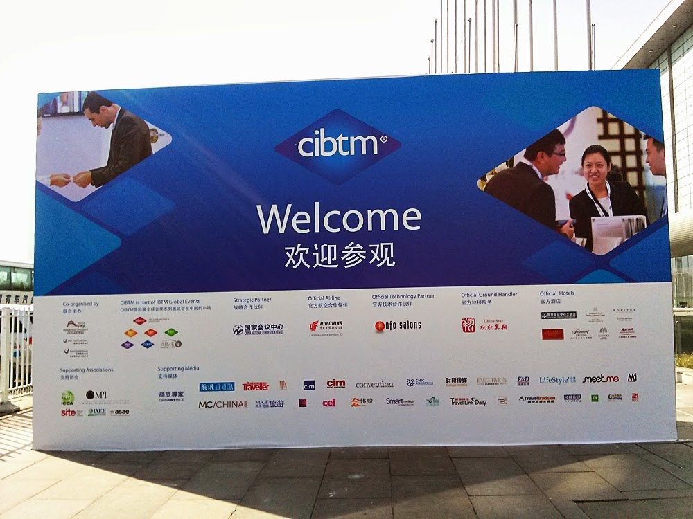 CIBTM 2014 (Korea E Tour)