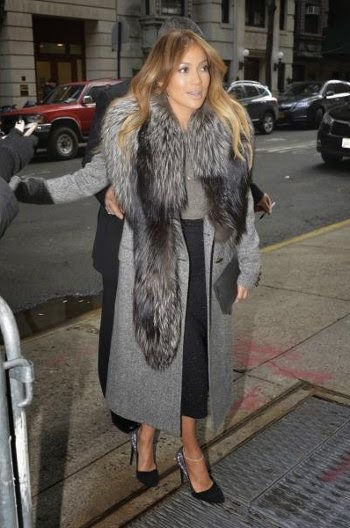 timeless design 91f28 de5fe Blog TopLook Magazine: Jennifer Lopez in Roberto Cavalli a ...