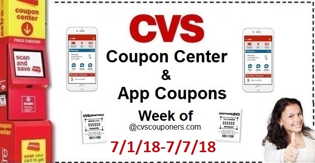 http://www.cvscouponers.com/2018/07/cvs-coupon-center-app-coupons-week-of.html
