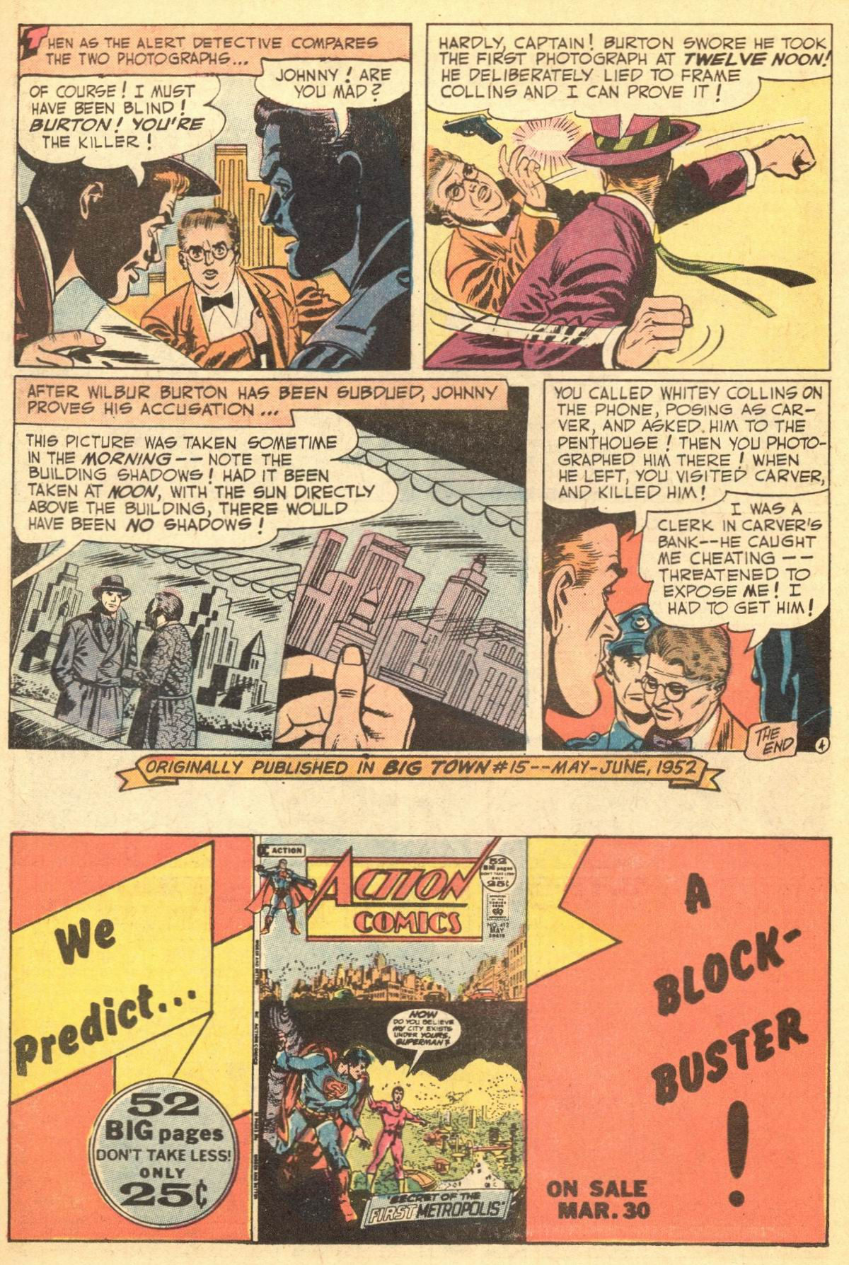 Detective Comics (1937) 423 Page 23