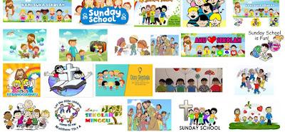 Kumpulan Lagu Sekolah Minggu Part1