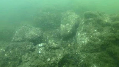 Submerged 'seaside palace' of China's first emperor found