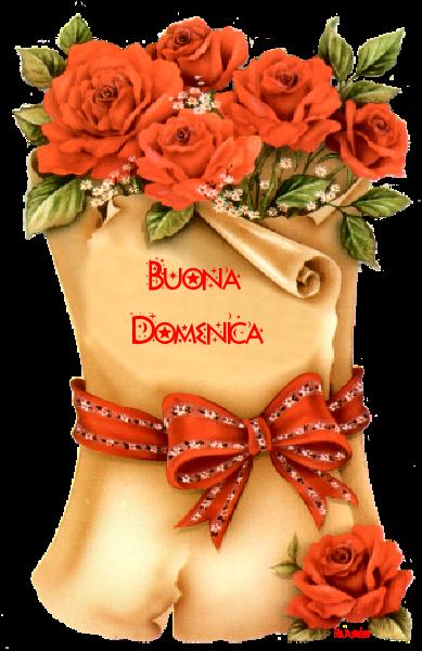 Frasi D Amore Buena Domenica Con Rose