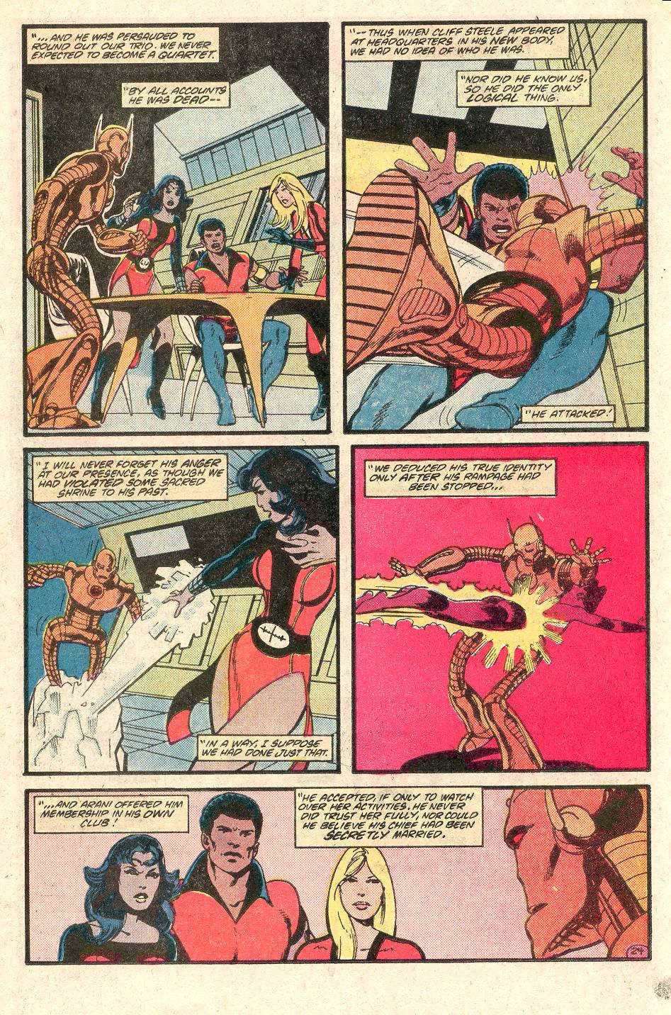 Read online Secret Origins (1986) comic -  Issue # _Annual 1 - 25