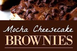 Recipe - Mocha Cheesecake Brownies