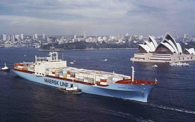 Digitalización, el siguiente salto en la industria naviera luego de la invención del contenedor