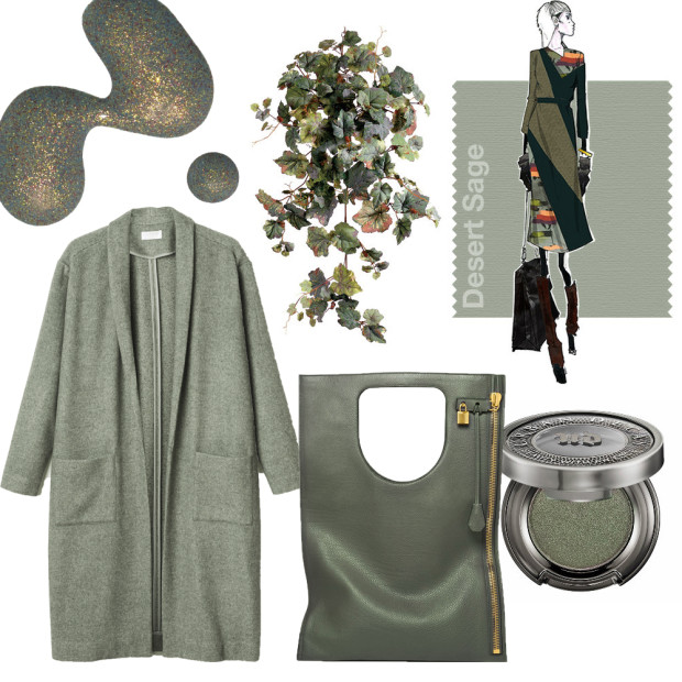 fashioncolor Desert Sage