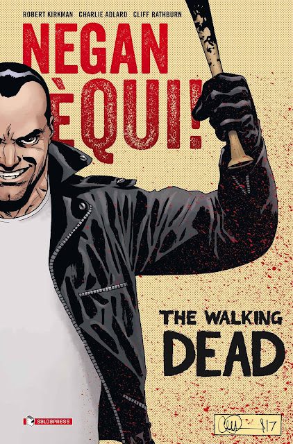"The Walking Dead: ""Negan è qui!"" [SaldaPress]"