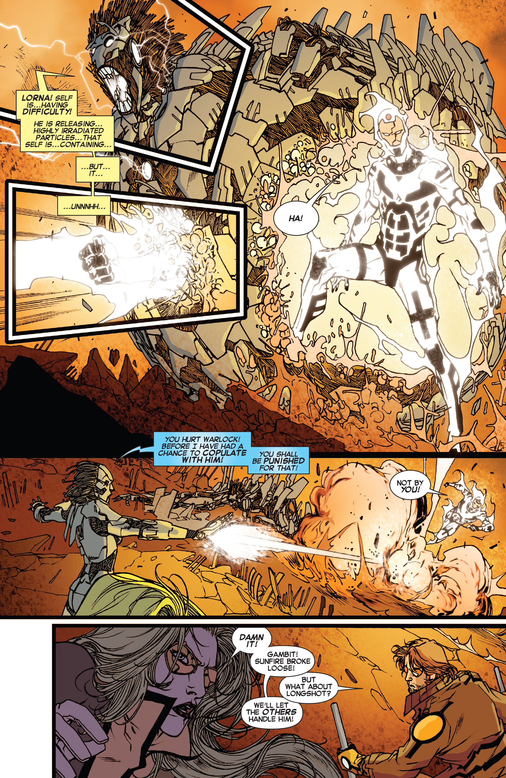 Read online All-New X-Factor comic -  Issue #17 - 11