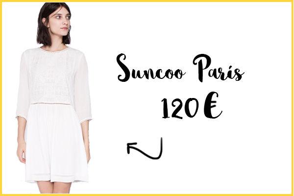 Vestido de novia Suncoo Paris