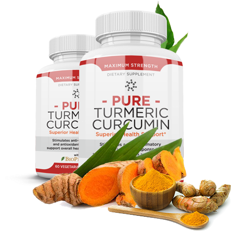 Pure Turmeric Curcumin - Weight loss