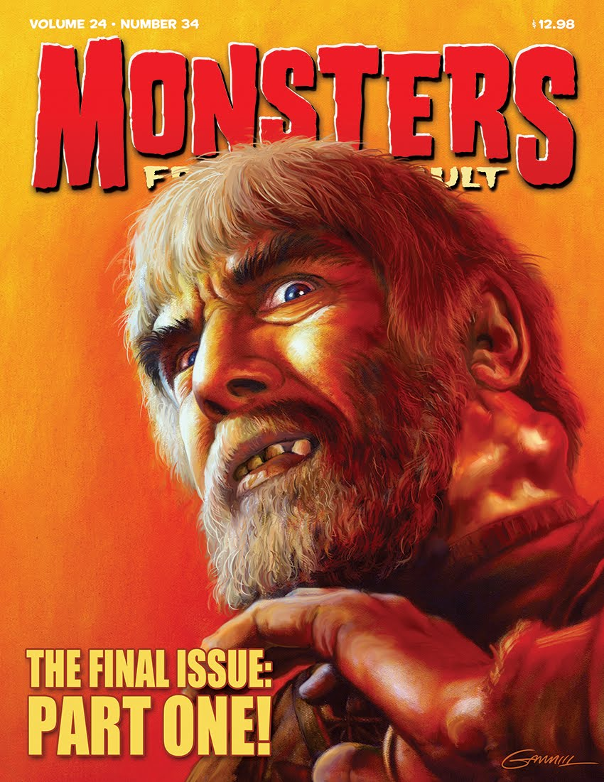 Monsters from the Vault #34