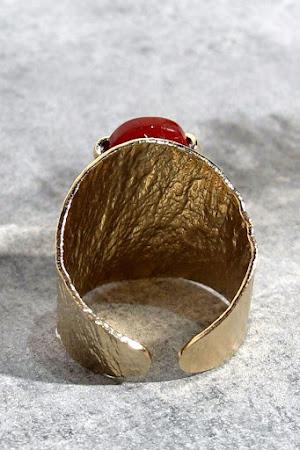 Soldes bijoux Médecine Douce bague