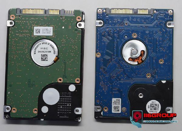 Tìm hiểu cơ bản ổ cứng laptop và linh kiện cấu tạo ổ cứng