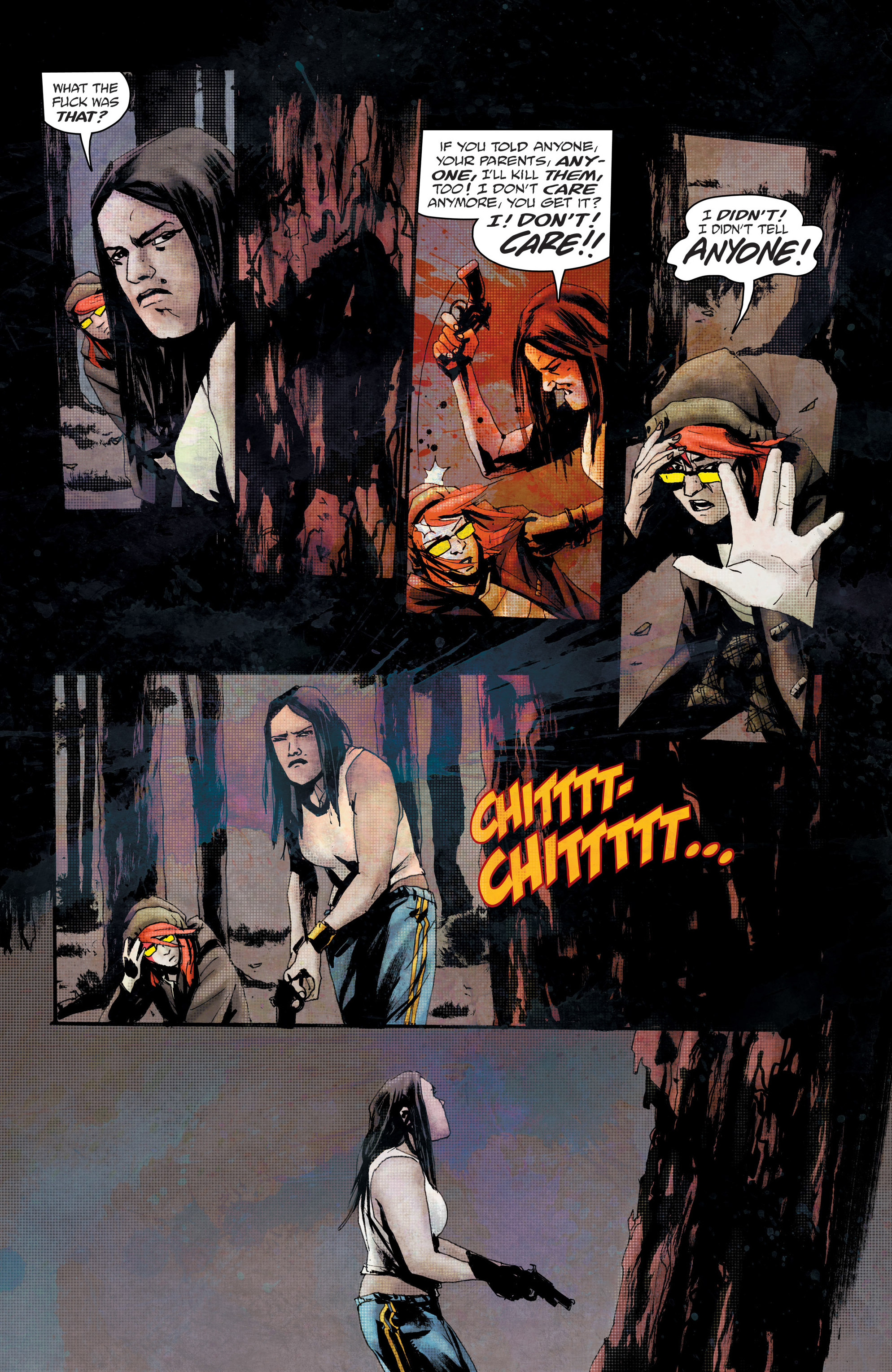 Read online Wytches comic -  Issue #1 - 20