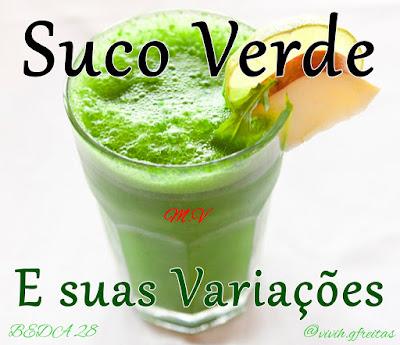 Suco Verde: E suas Variações