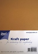 http://www.kreatrends.nl/Kraft-papier-A4-300-grams-Joy!Crafts-%288089/0203%29