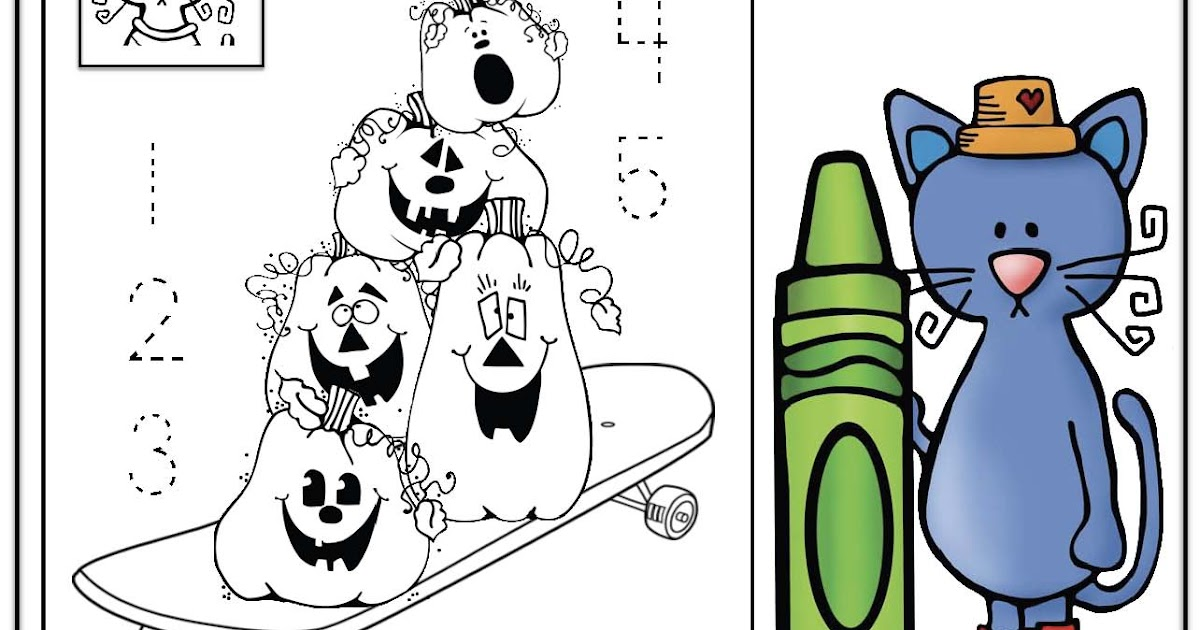 Classroom freebies 5 little pumpkins for Five little pumpkins sitting on a gate coloring page