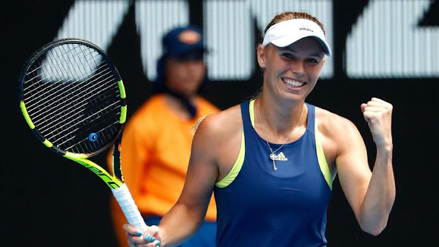 Australia Terbuka: Wozniacki dan Dimitrov Melaju ke Perempatfinal