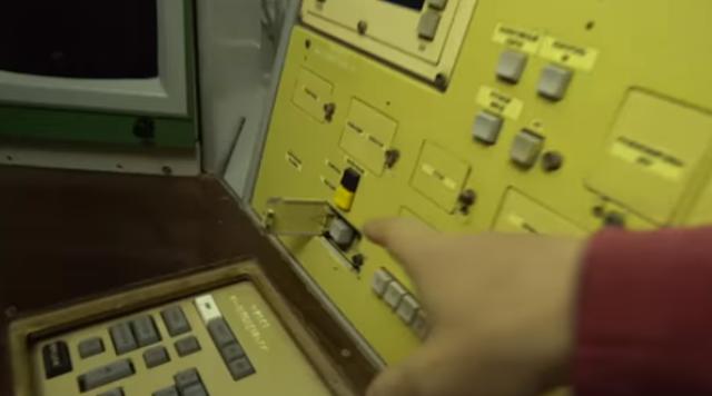 """Entra a un bunker nuclear en Ucrania y encuentra el botón para """"destruir al mundo"""""""
