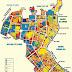 Bản đồ quy hoạch quận Cầu Giấy- Hà Nội đến 2020