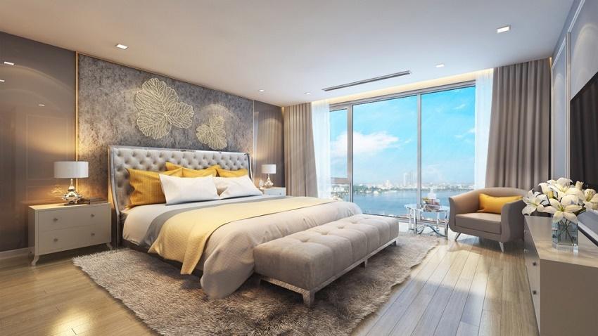Penthouse Sun Grand City Quảng An 58 Tây Hồ