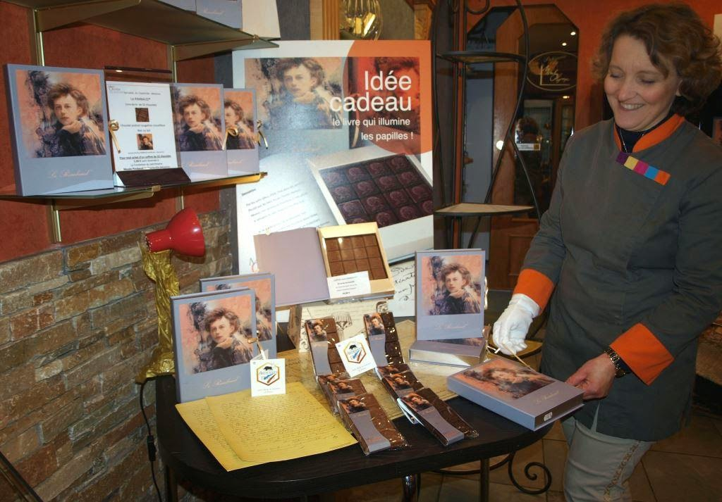 rimbaud chocolade