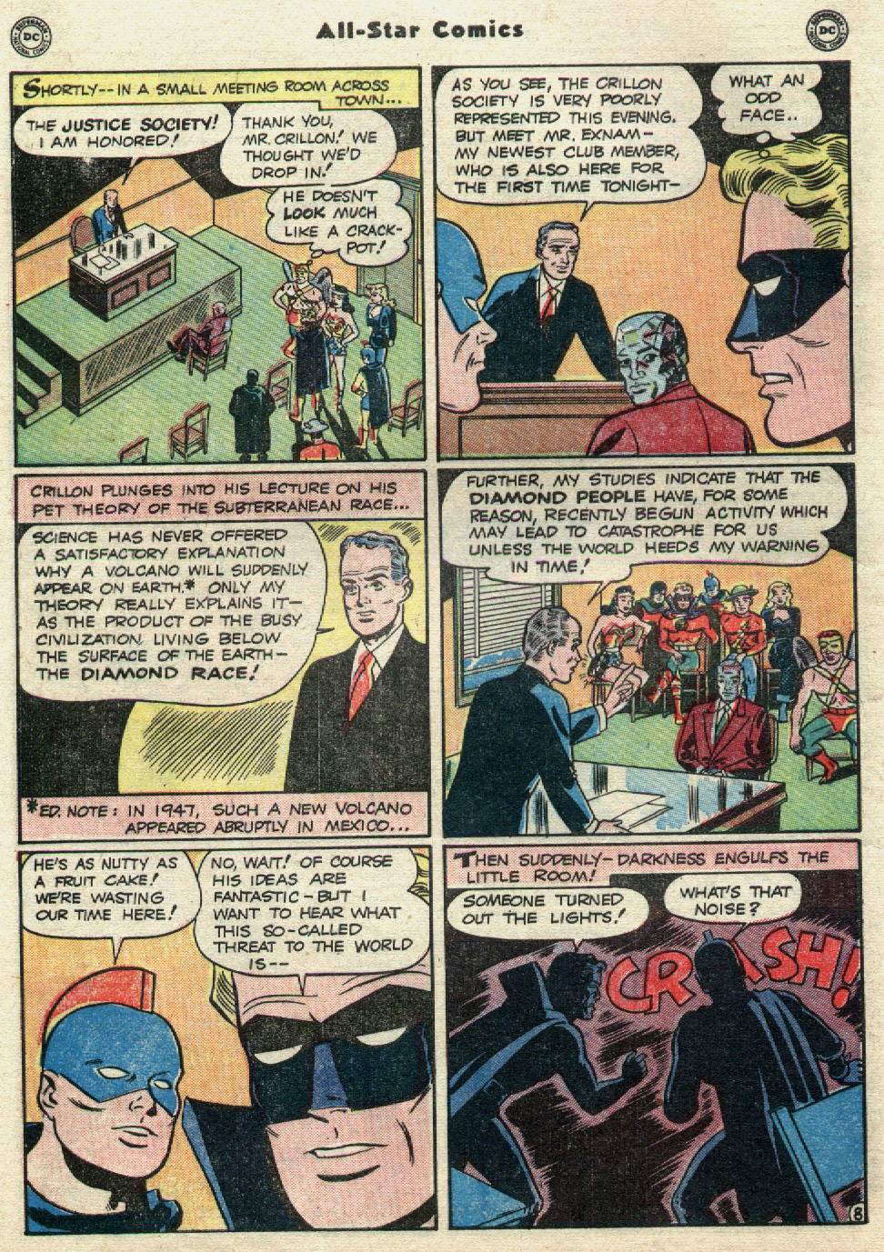 Read online All-Star Comics comic -  Issue #51 - 10