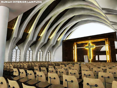 arsitektur rumah ibadat